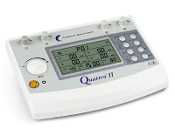 Quattro II Muliple Electrotherapy Clinical & Portable Device