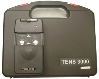 BodyMed® Analog TENS 3000 Device (ZZAN602) Patient TENS Package