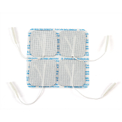 "BodyMed (NPP622) Blue Gel Self-Adhering 2.00"" Square Electrodes"