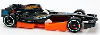 Hot Wheels F1 HW Race 146/250 - Orange/Black 2013/14