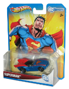 Hot Wheels DC Universe 1:64 Superman