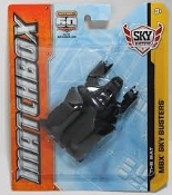 Matchbox MBX Sky Busters 'The Bat' - 60th Anniversary - 1:64