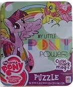"My Little Pony - 48 Piece - 9.10"" x 10.30"" Puzzle - Tin Box"