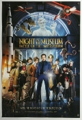 Night at the Museum Battle of the Smithsonian 2009 Movie Poster