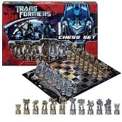 Transformers Hasbro Chess Set