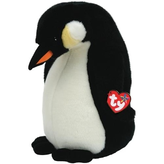 "ty Beanie Babies Admiral The Penguin 10"" - 12"""