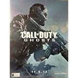 Call Of Duty Ghosts 11/05/13 Promotional Poster Limited Edition